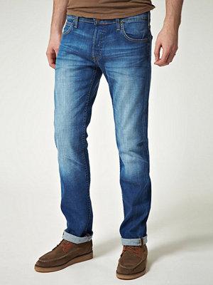 Jeans - Lee Powell Slim Fit Breaker Wash Jeans