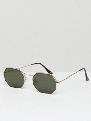Jeepers Peepers Hexagonal Sunglasses