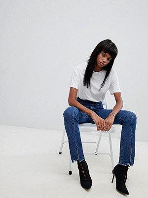 G-Star Lanc 3d Mom-jeans med hög midja Medium aged stone