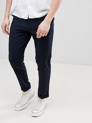 FoR Smart Textured Trousers