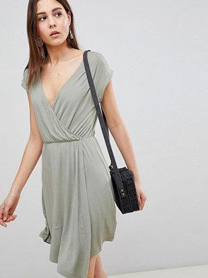 Brave Soul Crissy Wrap Dress