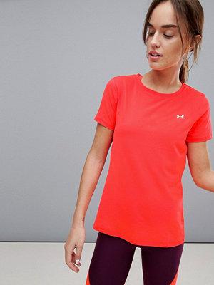 Under Armour Heatgear T-shirt i neon