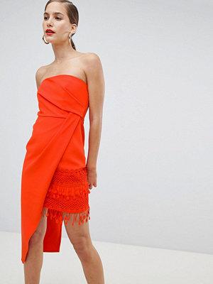 River Island Tassel Detail Bodycon Dress