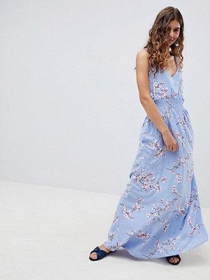 B.Young Cherry Blossom Maxi Dress - Combi 3