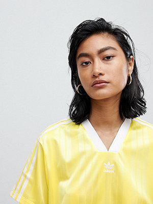 Adidas Originals Fashion League Gul t-shirt