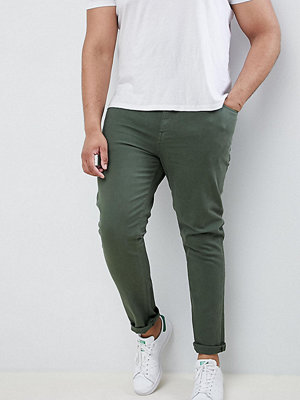 ASOS DESIGN Plus Skinny Jeans