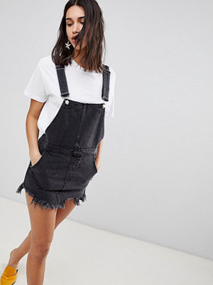 Free People Torn Up Denim Dress