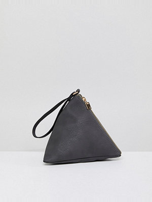 French Connection kuvertväska Mini Triangle Coin Clutch