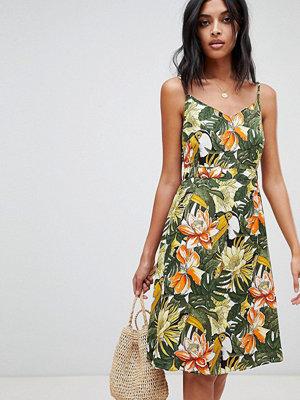 Warehouse Toucan Cami Dress