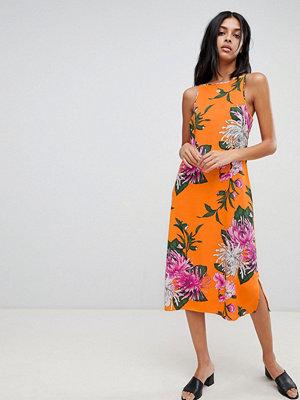 Warehouse Chrysanthemum Cami Dress