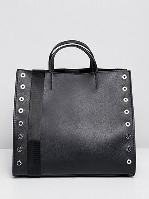 Pull&Bear studded shopper