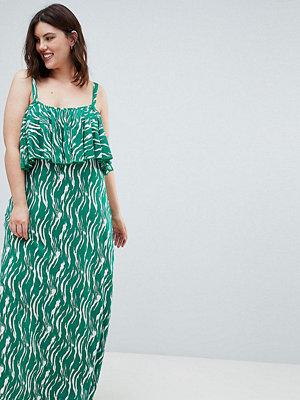 Junarose Printed Maxi Dress