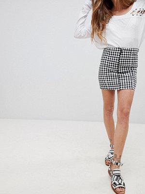 Free People Modern Femme Kul kjol Flerfärgad