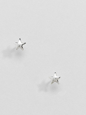 Kingsley Ryan örhängen Sterling Silver Star Stud Earrings