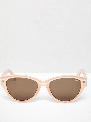 Solglasögon - Quay Australia Rizzo Round Sunglasses