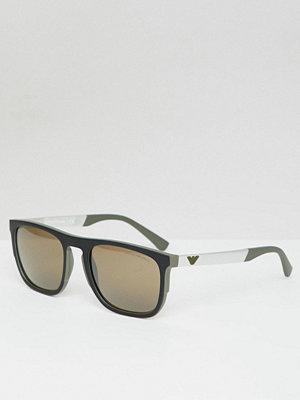 Solglasögon - Emporio Armani Square Sunglasses