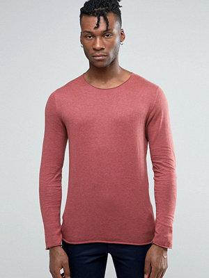 Tröjor & cardigans - Selected Homme Fine Knit - Apple butter