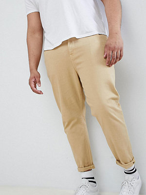 ASOS DESIGN Plus tapered jeans