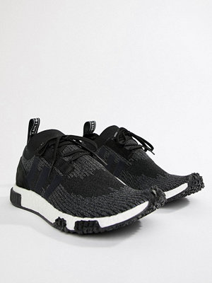 Adidas Originals NMD Racer PK Trainers In Black AQ0949