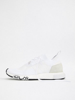 Adidas Originals NMD Racer PK Trainers In White B37639