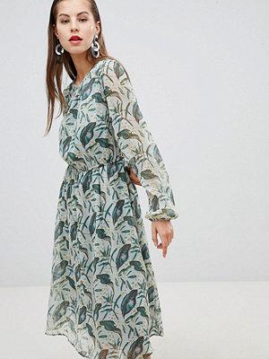 Y.a.s Lilypad Printed Dress