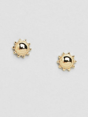 Orelia örhängen Sun Stud Earrings