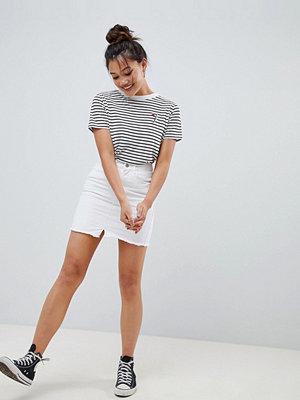 Brave Soul Brett Denim Skirt