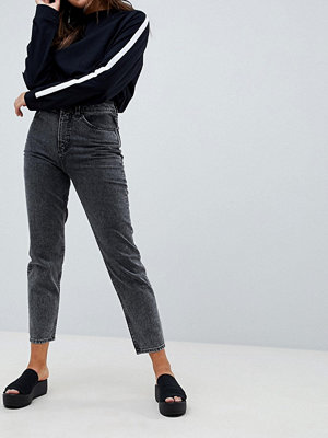 Cheap Monday Donna Mom Jean - Black noise