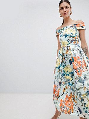 Closet London Bardot Midi Dress