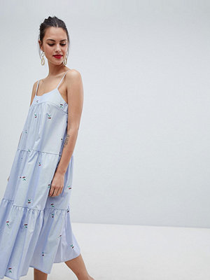 Closet London Cami Dress - Blue