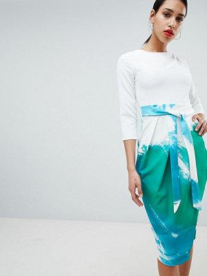 Closet London Pencil Skirt Dress