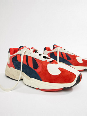 Adidas Originals Yung-1 Trainers In White B37615