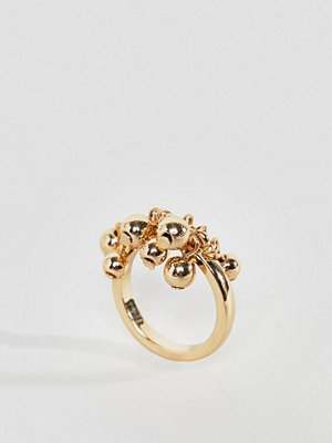Monki ball detail ring