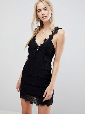 Free People Night Moves Lace Dress