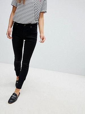 Brave Soul Jenny Skinny Jeans with Knee Rip
