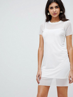 Ra-Re London insert t-shirt dress