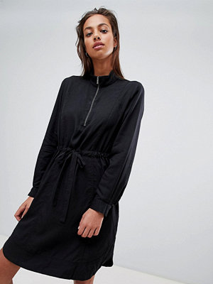 French Connection Toggle Shirt Dress