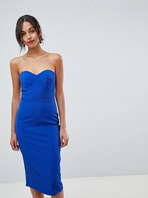 Oasis halter neck tuelle pencil dress with detachable straps