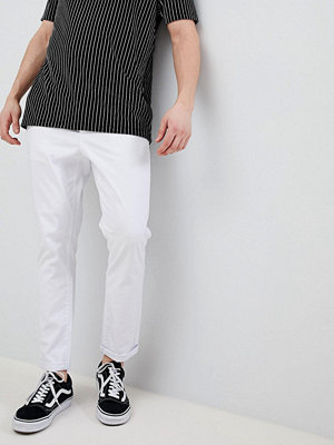 ASOS DESIGN tapered chinos