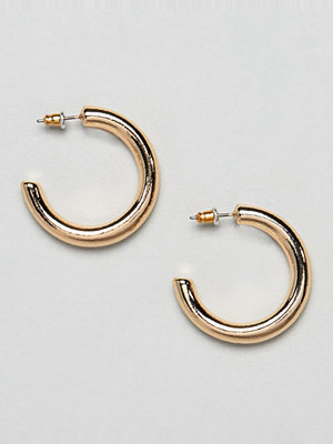 ASOS örhängen DESIGN Thick Hoop Earrings