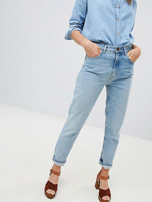 MiH Jeans Mimi High Rise Mom Jean - Shan blue