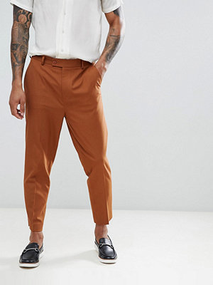 ASOS DESIGN tapered smart trousers
