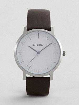 Klockor - Nixon A1058 Porter Leather Watch