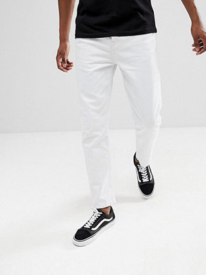 ASOS DESIGN recycled tapered jeans