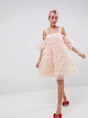 ASOS Hello Kitty x  DESIGN cold shoulder dress