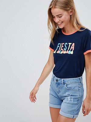 Sugar Dust T-shirt med tofsar Fiesta