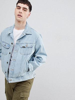 Jeansjackor - Lee Rider Jacket in Stonewash - Bleach