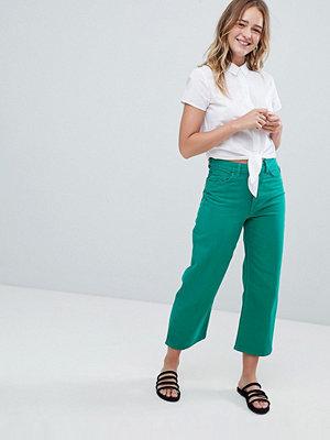 Monki Jeans med vida ben