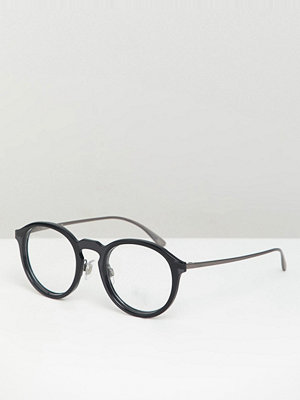 Polo Ralph Lauren round optical frames with demo lenses
