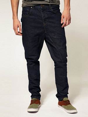 ASOS Crinkle Carrot Jeans